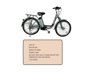ELECTRIC BICYCLE 2600312S