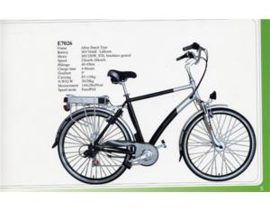 E7026 Electric Bike