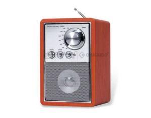 AM/FM WOODEN RADIO MR-750
