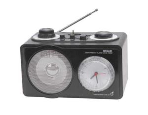 AM/FM WOODEN RADIO MR-767