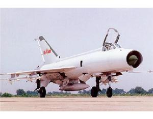 Shenyang J-8 fighter aircraft
