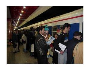 The Tehran Metro Line 1&2