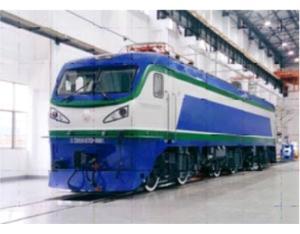 Uzbek locomotive