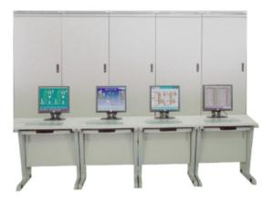 PCC800H distributed control system