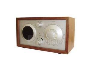 AM/FM BANDS WOODEN RADIO  MR-924