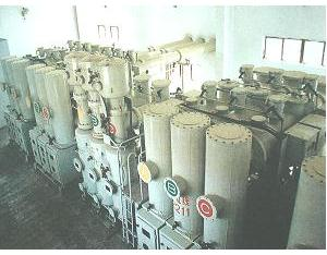 Gas-insulated metal-enclosed switchgear ZF6A-252(L)/Y2000-4000-50 (GIS)