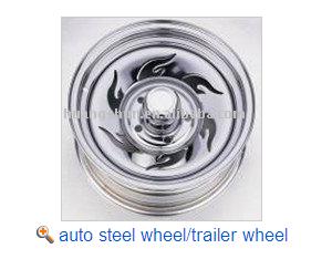 auto steel wheel/trailer wheel