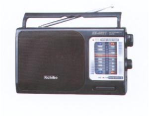 KK-8021 2-BAND RADIO FM/AM POWER