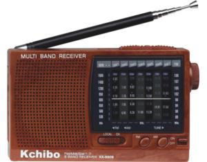 KK-3091 9 BAND RADIO