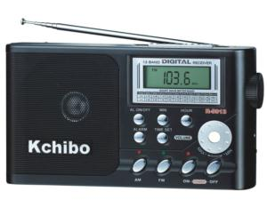 KK-9913 FM/MW/SW1-10 DIGITAL 12 BAND RADIO