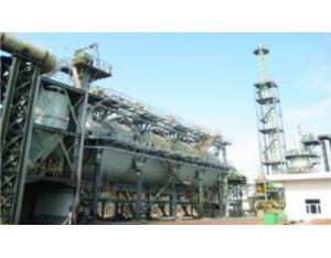 The First Set of GOR Converter Gas Cleaning and Gas Recovery System in China
