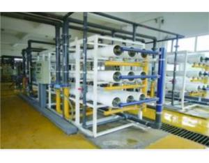 Sewerage Treatment Equipment with Inverse Penetration Film for Large-scale Steel Plant