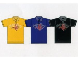 man - Polo T-shirt