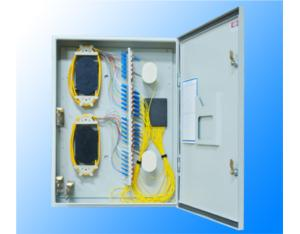 Cable distribution box (optical splitter of the)