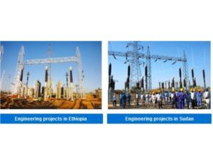 Overseas PTD engineering projects