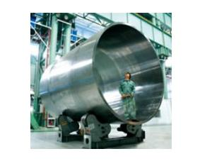 Large forging components for nuclear power equipment