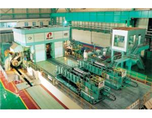 Double stand cold rolling mill in Jigang