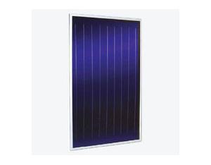 Novel flat plate type solar water heater