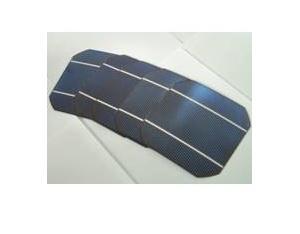 Monocrystalline silicon solar cell chip