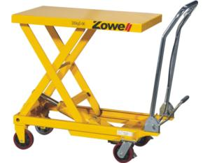 Hand/Manual Table Truck