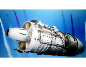 wp-8 turbine engine