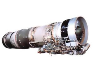 wp-7 turbine engine