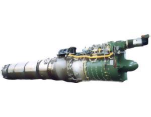 wp-6 turbine engine