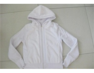 Ms. cashmere hooded sweater coat plus