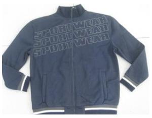 Men's sportswear casual wear suit