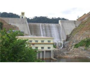 Vietnam Song con 2 Hydropower Station