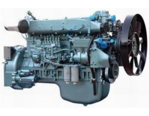 Engine WD615/Euro2