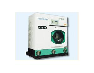 Secondary carbon adsorption automatic dry cleaners