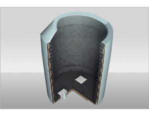 Alumina Magnesia Carbon Bricks for Ladle