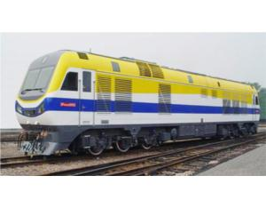 CKD4C high power diesel locomotive