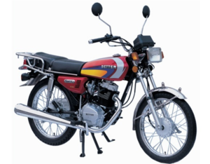 Riding Series Motorcycle