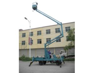Car-lifting platform