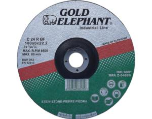 Gold Elephant 7 inch grinding wheel 180mm grinding disc for natural and artificial stone