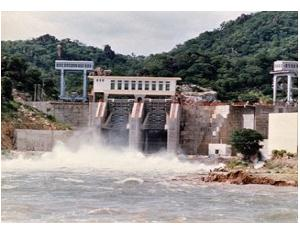 Cameroon Raga hydroelectric power station