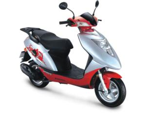 scooter BYQ100T-2