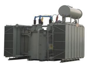 Oil-immersed shunt reactors