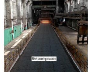 60 sintering machine