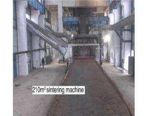210 sintering machine