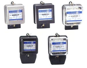DD28 single-phase watt-hour meter