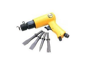 190MM AIR HAMMER WITH 4 PCS 5