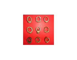 Copper wire clamp