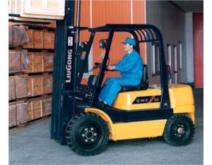 Forklift Trucks:CPCD30
