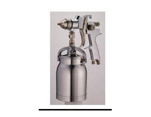 PROFESSIONAL SUCTION TYPE AIR SPRAY GUN WITH 1,000 CC CUP   SG-02S