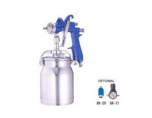 H.V.L.P. SIPHON FEED SPRAY GUN WITH 1000 CC CUP NOZZLE:1.4MM   SG-401S