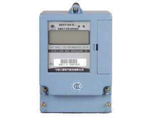 DDSY188 F2 single-phase watt-hour electronic prepaid