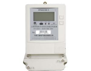 DTS (X) 188 / DSS (X) 188 B three-phase electronic there any reactive watt-hour meter
